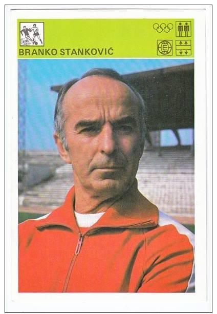 "Brana Stankovic ""Ambasador"""
